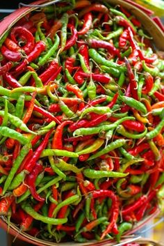 Peppers are hot these days, both in the kitchen and the garden.: wapo ...