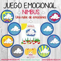 nimbus cuento, cuento infantil, educacion emocional, inteligencia emocional, actividades emocionales, actividades educacion emocional, nimbus una nube de emociones, cuentos infantiles, cuentos para niños, actividades con cuentos, juego emocional