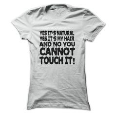Natural Hair T Shirts, Hoodies, Sweatshirts - #shirt #cool t shirts. I WANT THIS => https://www.sunfrog.com/LifeStyle/Natural-Hair.html?id=60505