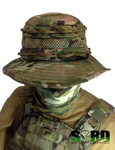 23b06b4c109 A 2016 adaptation of the classic Boonie hat designed to thrive in the  Torrid zone (