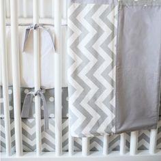 New Arrivals Zig Zag Baby 4 Piece Crib Bedding Set & Reviews | Wayfair