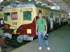 Mumbai Train Station #VTStation #Mumbai #India