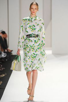carolina herrera... BTW I could and would wear this to the store