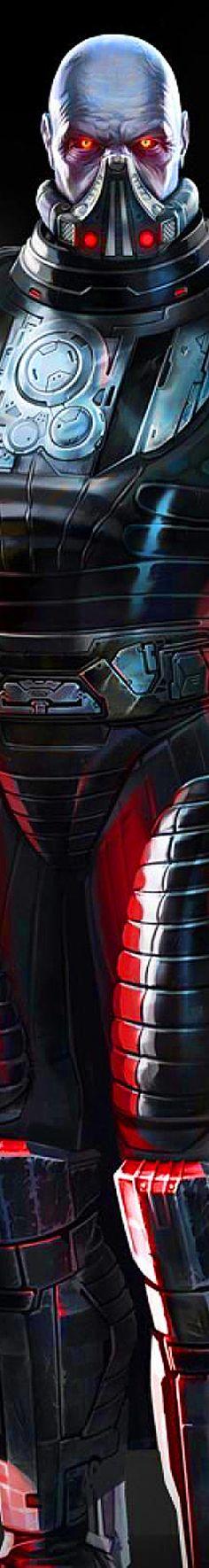 Star Wars - Sith Warrior Old Republic