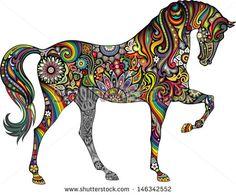 Caballos Vectores en stock y Arte vectorial | Shutterstock