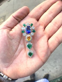 Ritz Jewelers — Another Custom Made Brooch fro Mr's H by Ritz...
