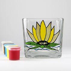 Bella Paint for Glass Kit - Square Votive – Annie Howes