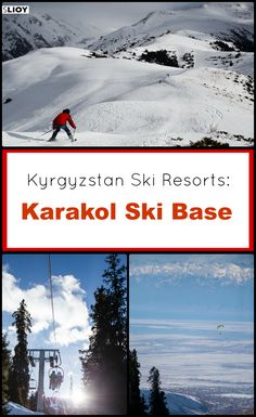 A weekend of not skiing at Kyrgyzstan's Karakol Ski Base - and why you should be skiing in Kyrgyzstan too.