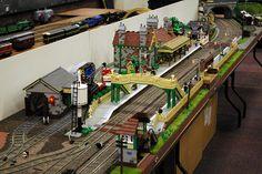 Great Western Lego Show