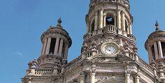 Catedral de la señorial ciudad de #Aguascalientes