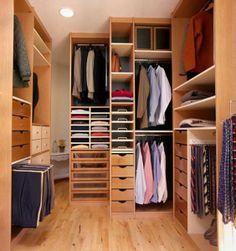 10 Best Walk In Closet Designs For Practical Dressing Spot - Interior Design Inspirations Closet Walk-in, Closet Shoe Storage, Bench With Shoe Storage, Closet Ideas, Smart Closet, Cheap Closet, Closet Shelving, Modern Closet Organizers, Best Closet Organization