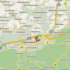 Kaiserslautern, Germany & surrounding villages. I lived in Lohnsfeld.