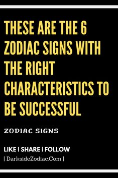 These are the 6 Zodiac Signs with the Right Characteristics to be Successful – Dark Side Zodiac Casual Relationship, Perfect Relationship, Relationship Issues, Zodiac Sign List, Zodiac Signs Meaning, Techno, Marriage Words, Emotionally Unstable, Gemini