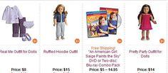 American Girl Cyber Monday Deals 2014 Row 8  Screenshot