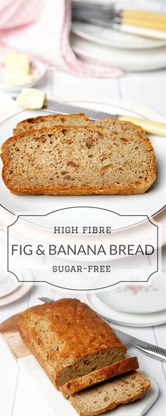 ThermoKitchen - Creating more with your Thermomix! Banana Bread Recipes, Cake Recipes, Dessert Recipes, Desserts, Diet Recipes, Vegan Recipes, Benefits Of Eating Avocado, Fig Bread, Fig Cake