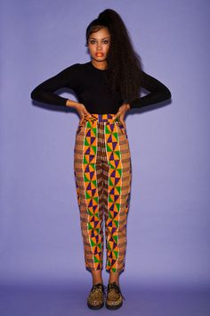 Love African Prints....Kinda annoys me that designers are charging so much for fabrics that are literally $2 in africa