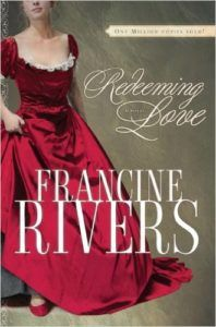 My favourite book, Redeeming Love by Francine Rivers <3