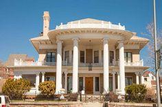 Neoclassical Mansion c1906, 829 W Park St, Butte, MT US