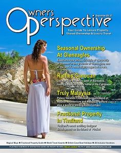 Owners Perspective Magazine: September 2009