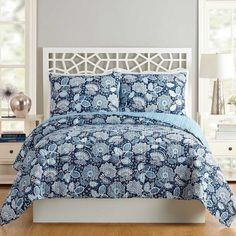 Introducing Vera Bradley bedding! Bring a nature-inspired vibe to your bedroom décor with this beautiful Traveler Floral Quilt. Shop via the link in our bio. @verabradley #bedbathandbeyond . . . . . #naptime #bedding #bedroom #sweetdreams #verabradley