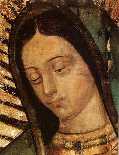 Virgin Mary of Guadalupe Father Xavier Escalada