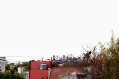 Ensenada de Barragán: Chimenea de COPETRO en el Barrio de Campamento