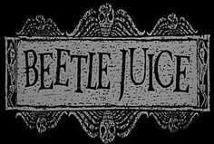 Tim Burton Beetlejuice Movie, Beetlejuice Halloween, Beetlejuice Tattoo, Halloween Drinking Games, Theme Halloween, Halloween Ideas, Happy Halloween, Mickey Halloween, Halloween Office