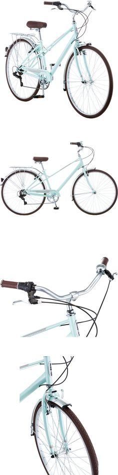 bicycles: 700C Schwinn Admiral Women S Hybrid Bike, Mint Green, New, Tax Free! -> BUY IT NOW ONLY: $167.55 on eBay!