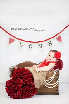 LOVE Banner/Valentine's Day Prop by SimplyBurlap on Etsy, $20.00