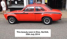 Seen anything interesting? Escort Mk1, Ford Escort, Ford Classic Cars, Vans Classic, Mk 1, Cool Sports Cars, Old Fords, Car Ford, Used Cars