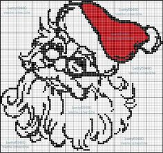 Image - grille pere noel - Blog des petites xxx de Betty - Skyrock.com