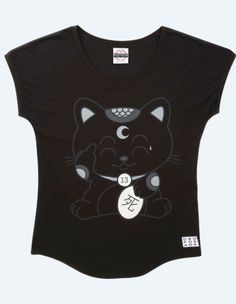 I love cats so much love this design @Drop Dead Clothing #ddxmaswishlist