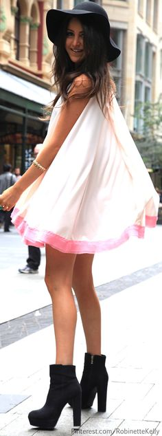 Street Style | Adorable!