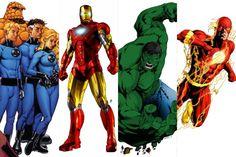 C4 Classifica: Ti piace vincere facile? Vieni nel mondo dei comics: dove un incidente mortale, ti trasformerà in un supereroe