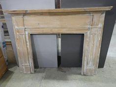 American 18th Century Federal Fireplace Mantel | Fireplace mantel ...