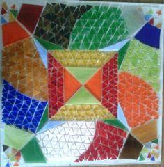 Vitro mosaico