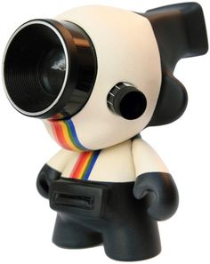 I believe this is custom Munny by Patrick Bosworth is his first and only custom. Amazing work.