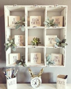 Why the Home Office Furniture You Use Matters Farmhouse Office, Farmhouse Decor, Farmhouse Style, Modern Farmhouse, Ray Dunn, Woodworking Classes, Home Office Furniture, My New Room, Classroom Decor