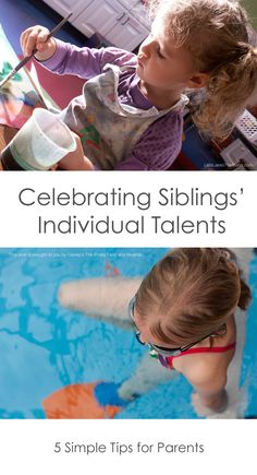 5 Tips for Celebrating Siblings' Individual Talents
