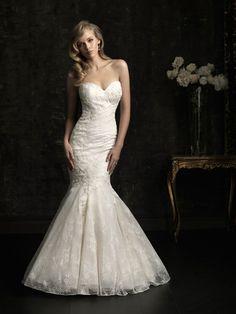 Vestido de noiva sereia