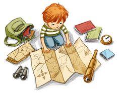 Petit explorateur Tohu-Bohu, le blog d'Éva Chatelain