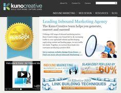 Our Website - Kuno Creative