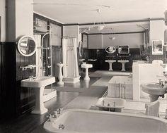 Old Bathroom Fixtures