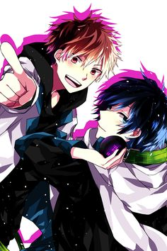 Soraru and Suzumu