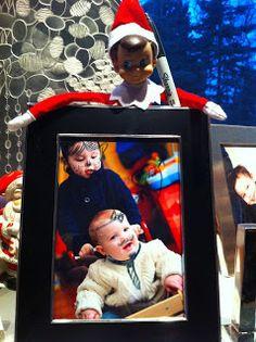 Elf on the Shelf Idea Funny Picture
