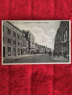 Ostpreußen, Königsberg, Vorstädtische Langgasse 1933
