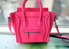 I absolutely love #Celine bags. I cherish the one i have & would love to get my hands on this beauty!