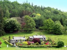 Grasmere in The Lake District, Cumbria UK  This is the most beautiful place in the world.  I want to go back!