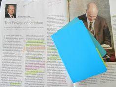 great notebook to memorize scriptures!