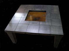 Δημιουργία μου σε ξύλο-γυαλί. Dining Table, Decoration, Furniture, Home Decor, Decor, Decoration Home, Room Decor, Dinner Table, Home Furnishings
